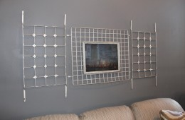 Wire Art Picture Frame